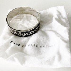 Marc by Marc Jacobs enamel bangle